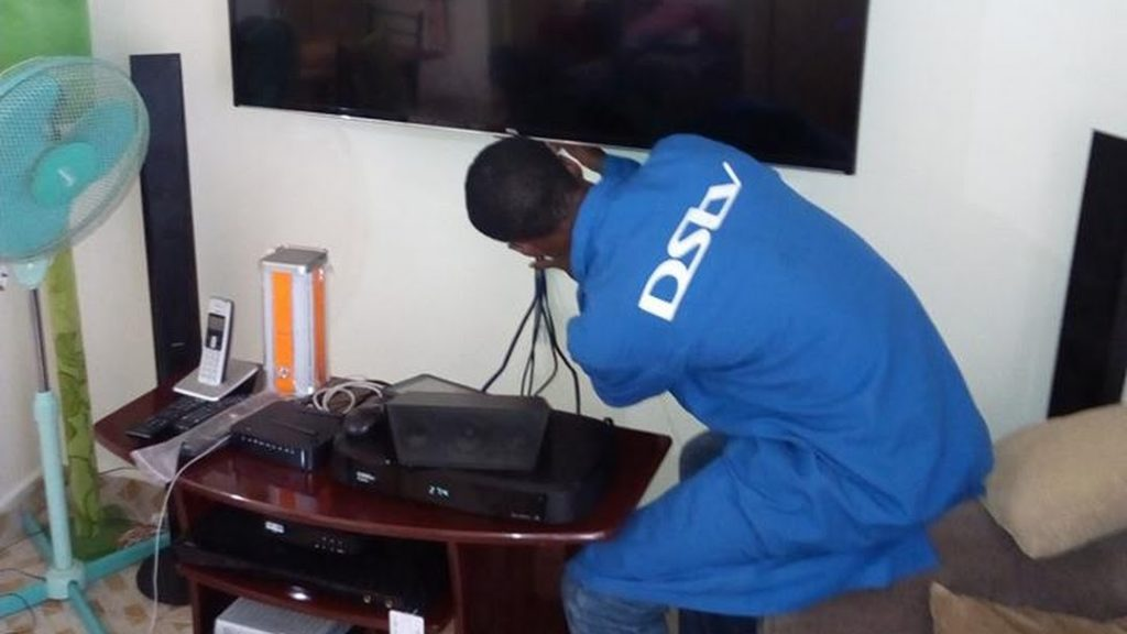DSTV Installation Port Zimbali